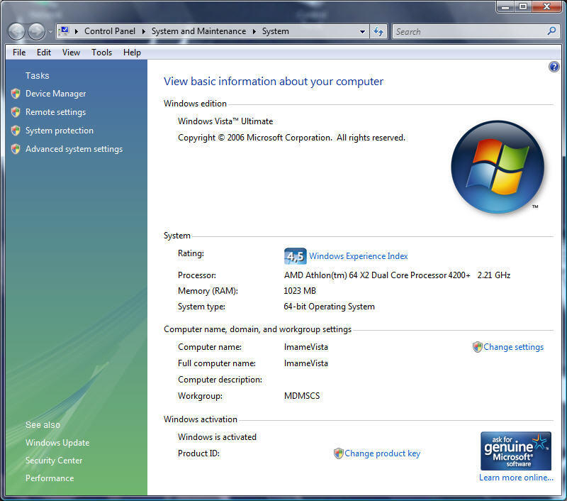windows vista rc2 french build