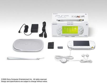 PSP Ceramic White