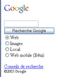 Google Mobile Beta